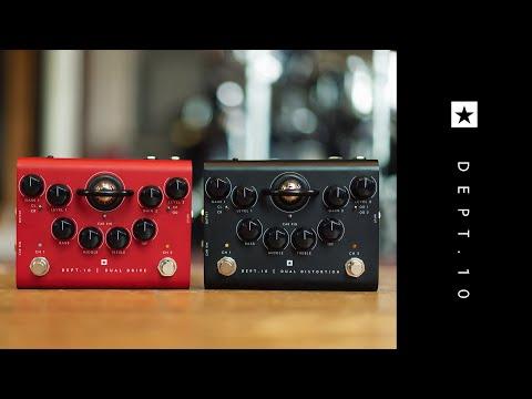 Cab Rig | Blackstar's next-generation DSP speaker simulator | Dept. 10