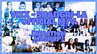빅스 (VIXX) - 도원경(桃源境) (Shangri-La) M/V – REACTION MASHUP