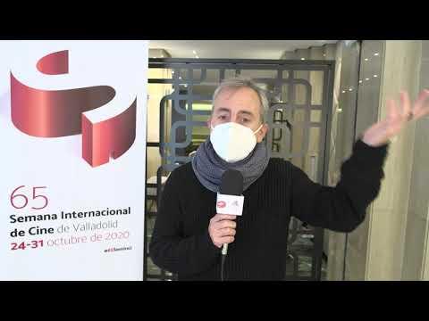 #65Seminci - Saludo del director David Ilundain (24/10/2020)