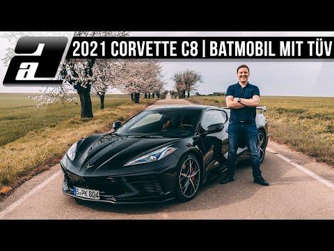 Die NEUE Corvette