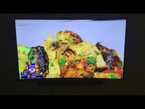 Flames Indian Cuisine on Bay 9 News