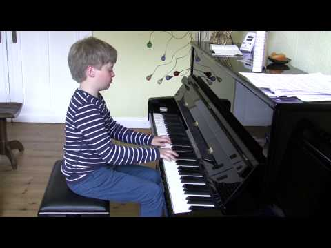 Christian Petzold: Menuet gMoll BWV Anhang 115