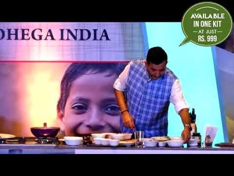 Chana Chole Chaat Recipe By Sanjeev Kapoor