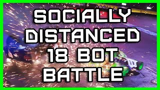 Socially Distanced Robot Fighting Time! // BattleBots 2020