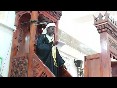 Sheikh Tamim Yusuf - Khutbah [Ihtimamu al-Islam bi Salamati at-Turaq] 7-3-1440 AH (16-11-2018)