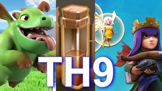 TH9 Surgical EQ - Mass Baby Drag Attack