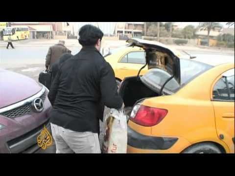 Iraqi refugees return home from Syria