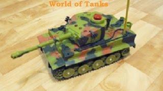 Огляд гри танковий бій (інфрачервоний бій) World of Tanks