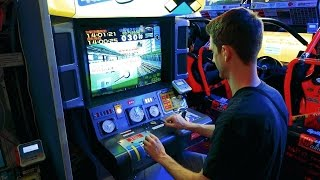 Taito Hey: One of the Best Arcades in Tokyo