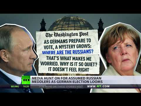 Kremlin's Gremlins: Media hunt for supposed Russian hackers ah of German election