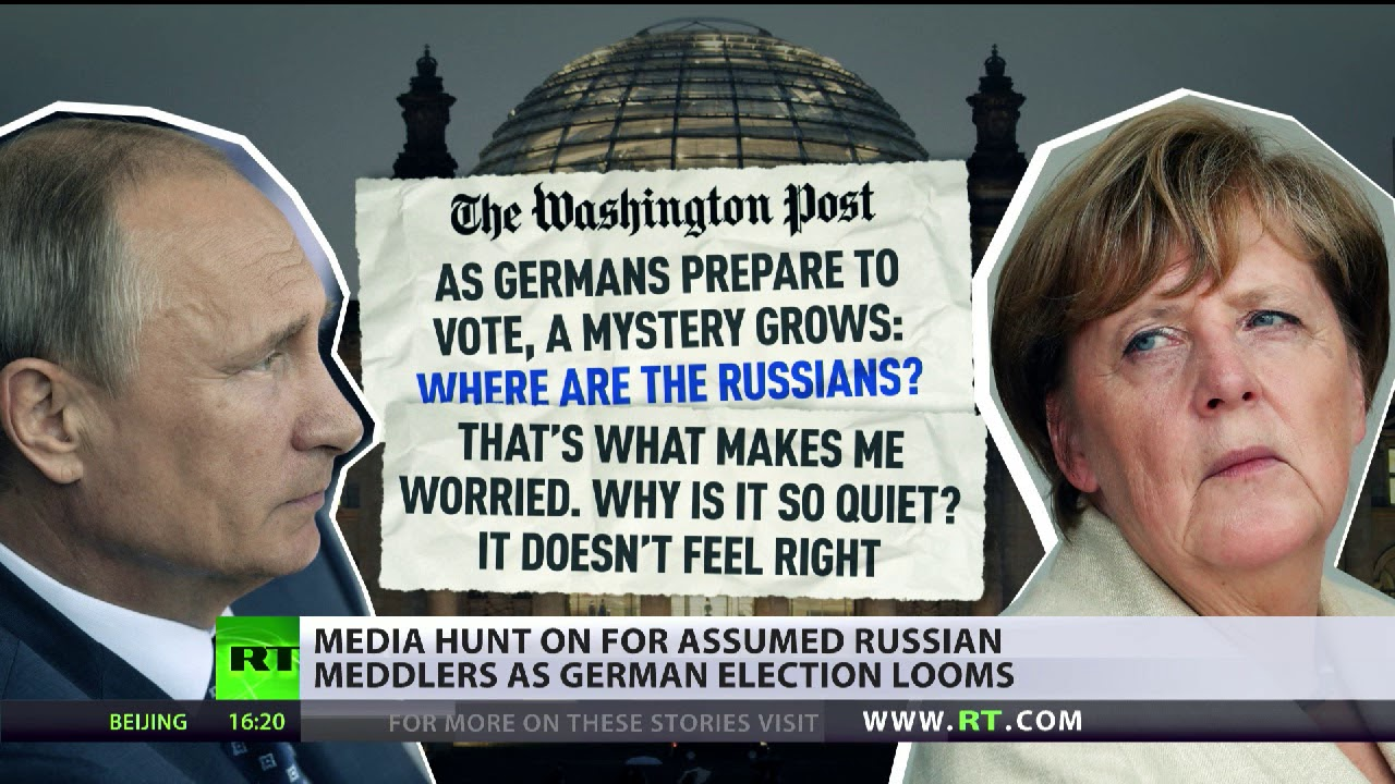 Kremlin's Gremlins: Media hunt for supposed Russian hackeaders ah of German election