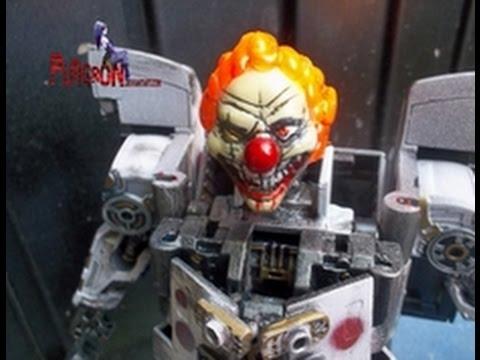 Transformers twisted metal custom crossover sweet tooth - Sweet tooth wallpaper twisted metal ...