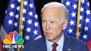 Biden Holds Virtual Roundtable With Workers And Small Business Owners | NBC News