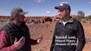 Utah Bucket List: Dinosaur Dig with the Natural History Museum of Utah