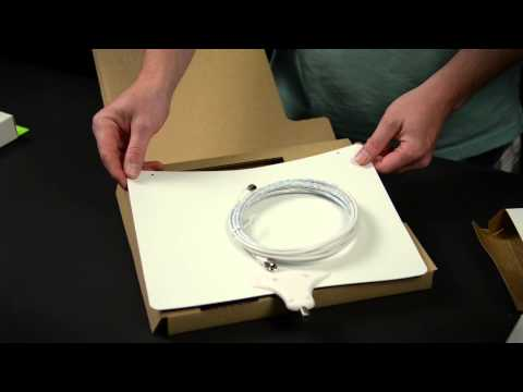 Unboxing: Mohu Leaf antenna and Mohu Jolt amplifier
