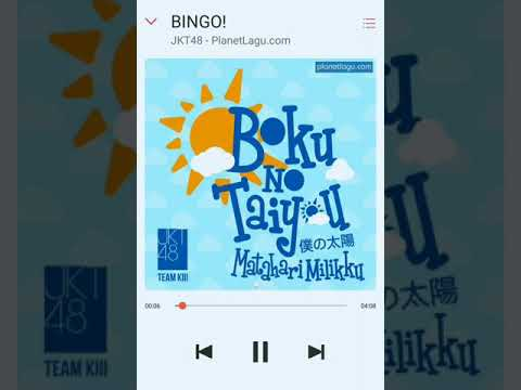 BINGO! - JKT 48 TEAM KILL