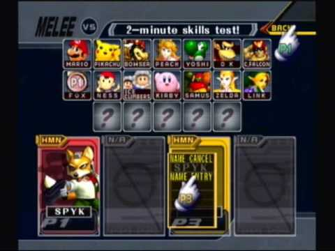 playing as master hand, Super Smash Bros. Brawl Questions ...