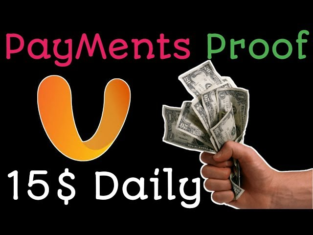Veeu App Payment Proof, Earn 15$ Daily | Info In Hinhi | Internet Tips