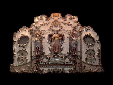 Es Klingen Zum Tanzen Die Geigen -  Bruder / Ruth Fairground Organ