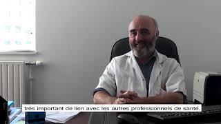 Interview du Dr Ansquer, gériatre à Nantes