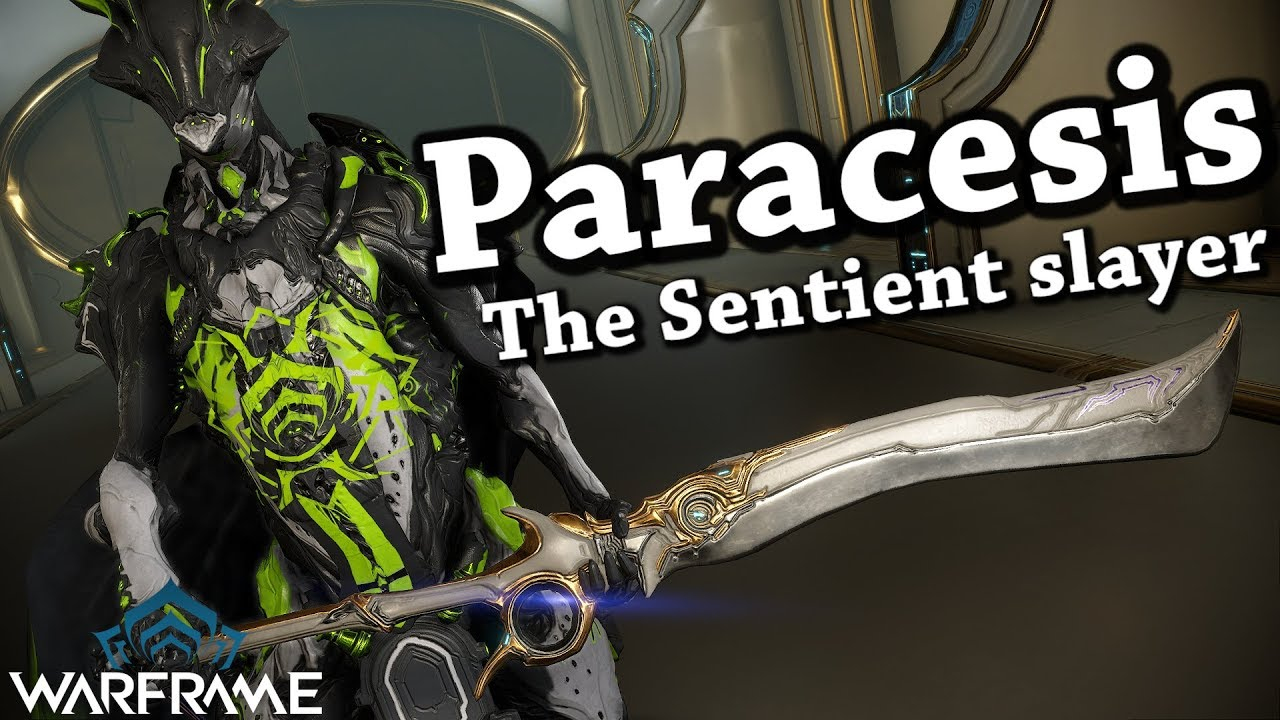 Warframe Paracesis Rank 40 5 Forma Build Youtube From wikimedia commons, the free media repository. warframe paracesis rank 40 5 forma build