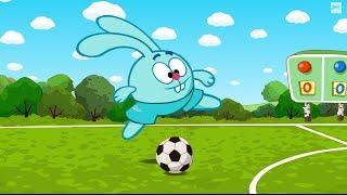 «Смешарики» и «Зенит»: специальная футбольная серия(Футбольный клуб «Зенит» и «Смешарики» представляют обновленную футбольную серию главного детского мультс..., 2014-04-17T12:56:39.000Z)