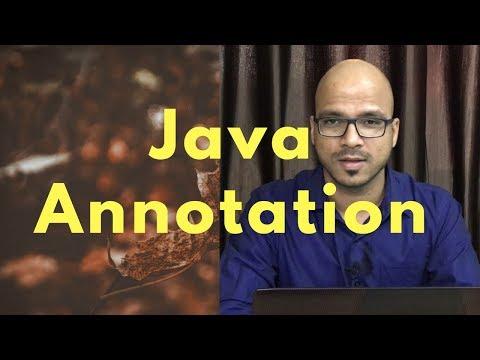 15.8-annotation-in-java-part-1-|-basics