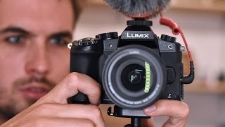 another new camera?   LUMIX G85 for vlog