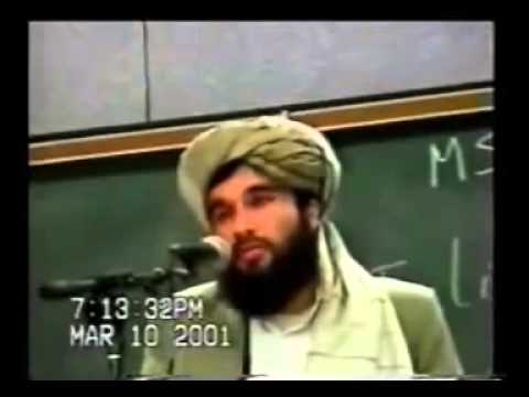 Taliban Spokesman in University of Southern California (old)