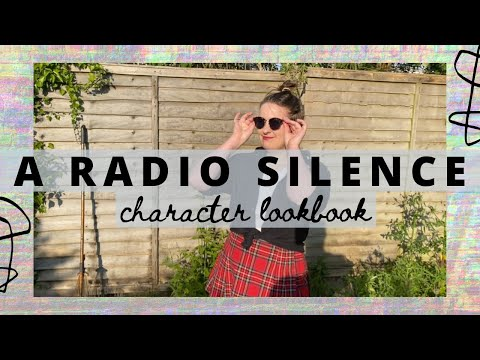 Radio Silence By Alice Oseman | Characters Lookbook [CC]