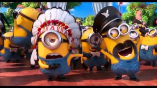 Dilwale Song's Manma Emotion Jaage Minion Version