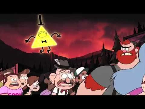 [ AMV ] FINDERS KEEPERS LOSERS WEEPERS - Gravity Falls - Bill