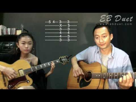 Eb Duet - Getaran Jiwa Guitar Tutorial