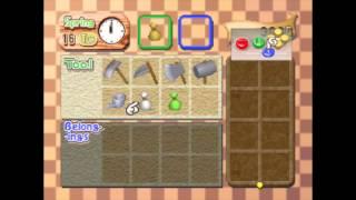 Harvest Moon 64 In Game Tutorial