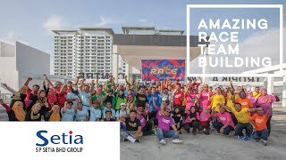 S P Setia Amazing Race Team Building | Johor Bahru | RUN Solution