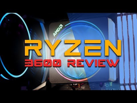 Ryzen 3600 Review! Benchmarks and Game Tests for AMD's Budget Intel Killer