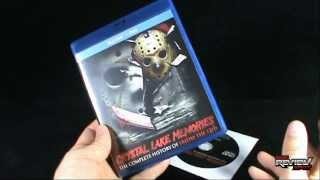 DVD Spot - 1428 Films Crystal Lake Memories  The Complete History of Friday the 13th
