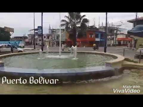 Puerto Bolívar - En acción