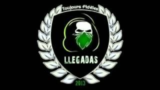 Ultras llegadas   7ta  Lw9tach 2014