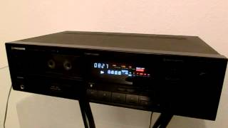 Pioneer CT-449 in action