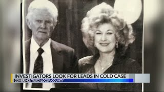 Tuscaloosa County Sheriffs investigators look for clues in cold case