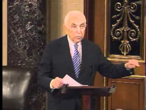 Lautenberg Stands Up to Republican Attacks on Clean Air Act