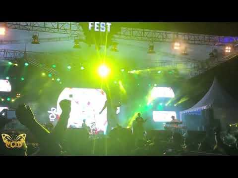 Ras Muhamad - Musik Reggae Ini At Lucky Tribe Fest