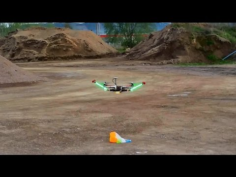 how to make a quadcopter autonomous