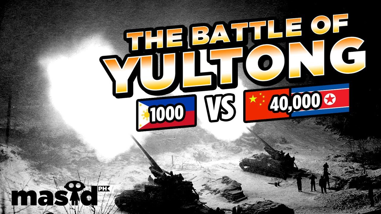 Download How 1,000 Filipino Troops Fought Alongside Allied Forces vs. 40,000 Chinese Soldiers