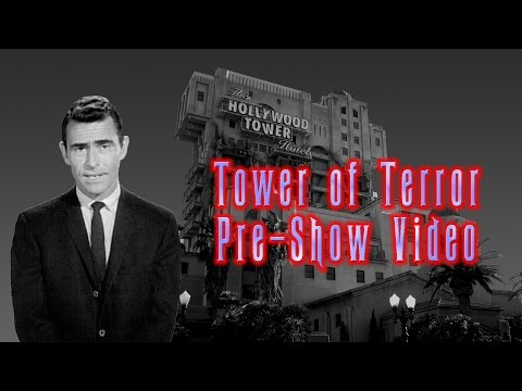 Tower of Terror Pre-Show Video (Source)