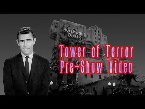 Tower of Terror Pre Video Source