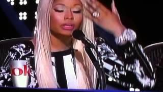 [HD] American Idol 2013 Episode 13 - Cristabel Clack (28.02.2013)