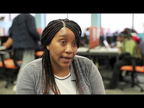 Hopeworks Mixes Tech and Life Skills in Camden