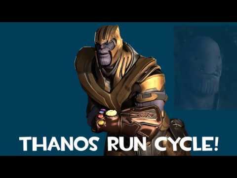 Thanos - I am inevitable (sound effect)